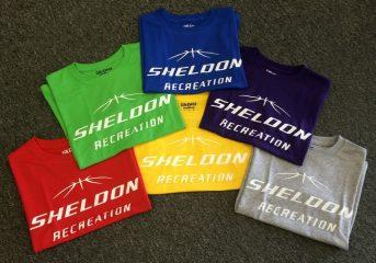 Sheldon Recreation T-Shirts